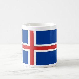 Iceland World Flag Mug