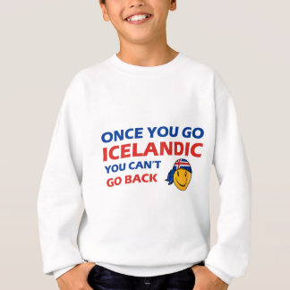 Icelandic designs sweatshirt
