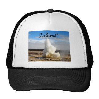 Icelandic Geyser Hat