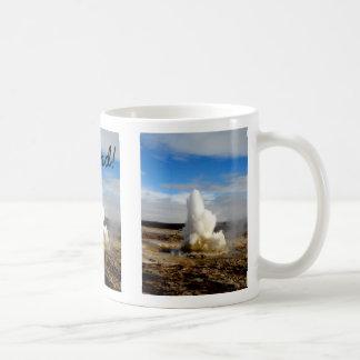 Icelandic Geyser Coffee Mug
