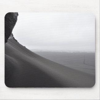 Icelandic Sand Dune Mouse Pad