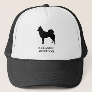 Icelandic Sheepdog Trucker Hat