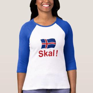 Icelandic Skal! (Cheers) T-Shirt