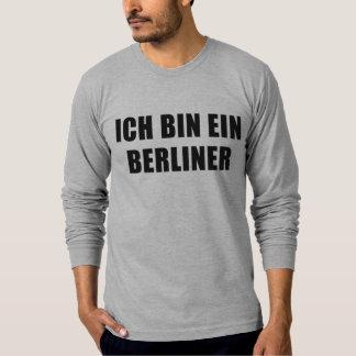 Ich Bin Ein Berliner Shirts