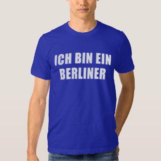 Ich Bin Ein Berliner Tee Shirt