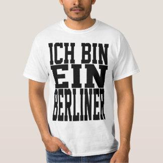 Ich Bin Ein Berliner Tshirts