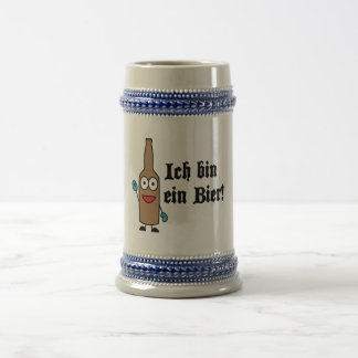 Ich Bin Ein Bier Coffee Mugs