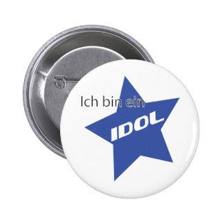 Ich bin ein Idol icon Button