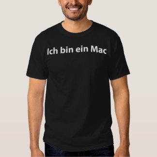 Ich bin ein Mac Tee Shirts