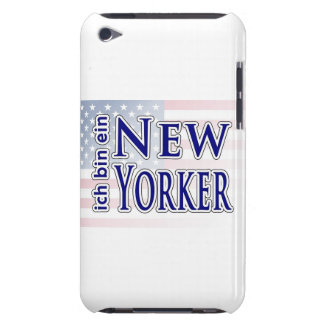 """ich bin ein New Yorker"" Barely There iPod Cover"