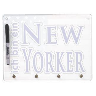 ich bin ein New Yorker Dry-Erase Board