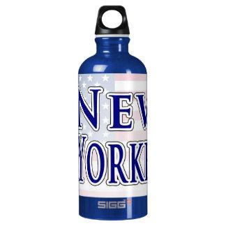 """""""ich bin ein New Yorker"""" SIGG Traveller 0.6L Water Bottle"""