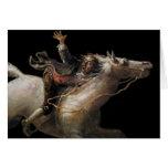 Ichabod Crane of Sleepy Hollow Greeting Card