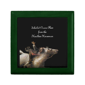 Ichabod Crane of Sleepy Hollow Small Square Gift Box