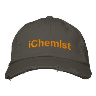 iChemist Hat! Embroidered Hats