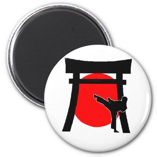 ichiban round magnet
