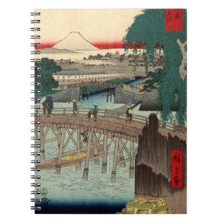 Ichikobu Bridge Notebooks