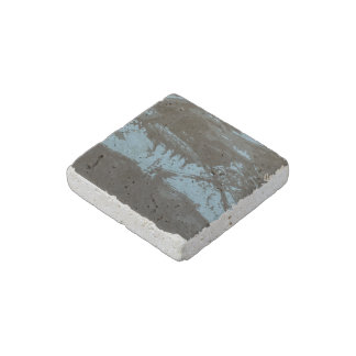 """""""Ichthus"""" Natural Stone Magnet"""