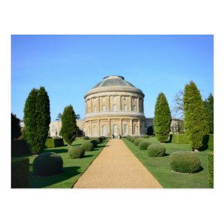 Ickworth House Bury St Edmunds Suffolk Postcard