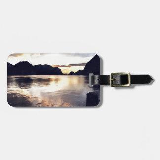 Icmeler Seascape Bag Tag