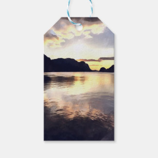 Icmeler Seascape Gift Tags