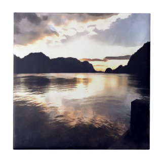 Icmeler Seascape Tile