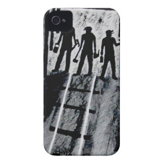 ICoal Miners At Work G_0221.JPG Case-Mate iPhone 4 Cases