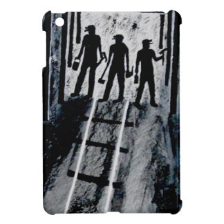 ICoal Miners At Work G_0221.JPG iPad Mini Cover