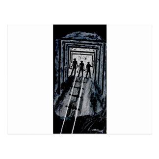 ICoal Miners At Work G_0221.JPG Postcard