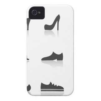 Icon footwear iPhone 4 cover