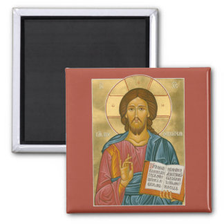 Icon of Christ magnet