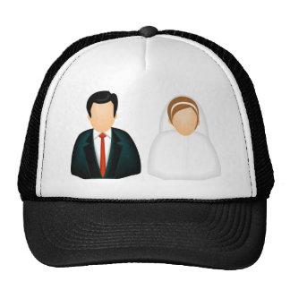 Icon Wedding Cap