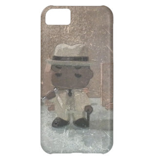Iconic Biggie Graphic Iphone Case Cover For iPhone 5C