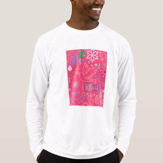 Iconic Christmas Illus Men's Long Sleeve T-Shirt