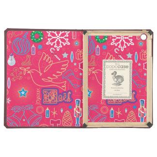 Iconic Christmas iPad Air case