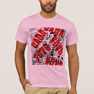 ICONIC DADA ART POSTER T-Shirt
