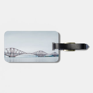 Iconic Forth Rail Bridge - Scotland Luggage Tag