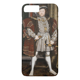 Iconic King Henry VIII Portrait iPhone 8 Plus/7 Plus Case
