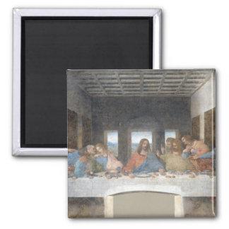 Iconic Leonardo da Vinci The Last Supper Magnet