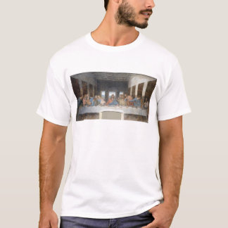 Iconic Leonardo da Vinci The Last Supper T-Shirt