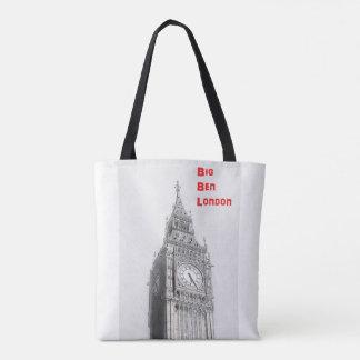 Iconic London Tote Bag