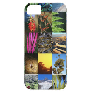 Iconic New Zealand Kiwiana nature scenes iPhone 5 Cover