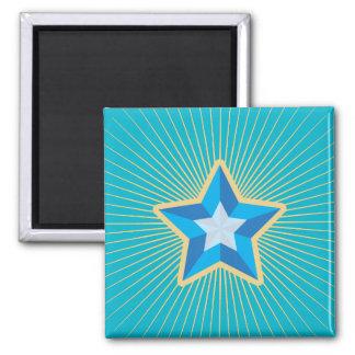 Iconic Star Fridge Magnets