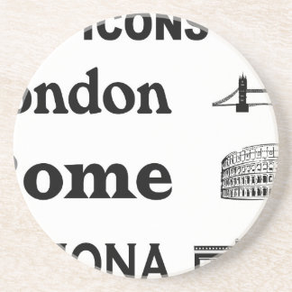 Icons-London-Rome-Ramona Coaster
