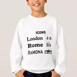 Icons-London-Rome-Ramona Sweatshirt