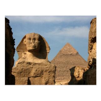 Icons of Egypt Postcard