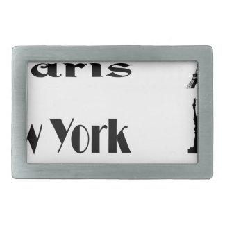 Icons-Paris-NewYork-Ramona Rectangular Belt Buckle