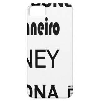 Icons-Rio-Sidney iPhone 5 Covers