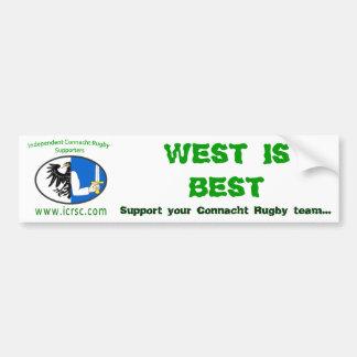 ICRSC Car Sticker_1 Bumper Sticker