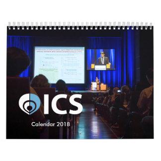 ICS Calendar 2018